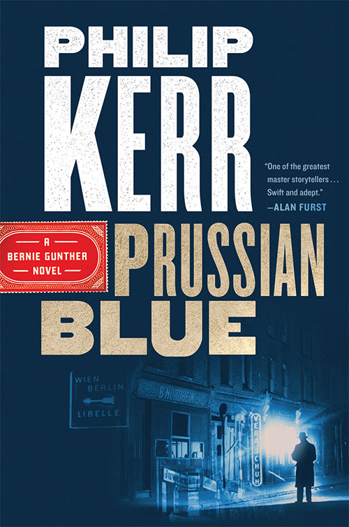 Prussian Blue US book cover