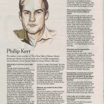 "New York Times Book Review – ""By the Book"" Column by Philip Kerr"
